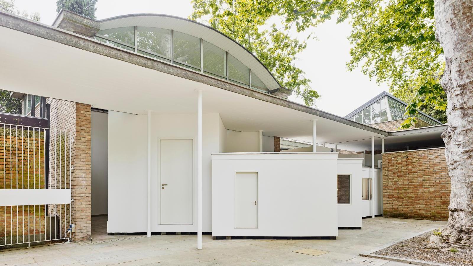 Venise Libère L'architecture serapportantà Pavillon De Jardin Suisse