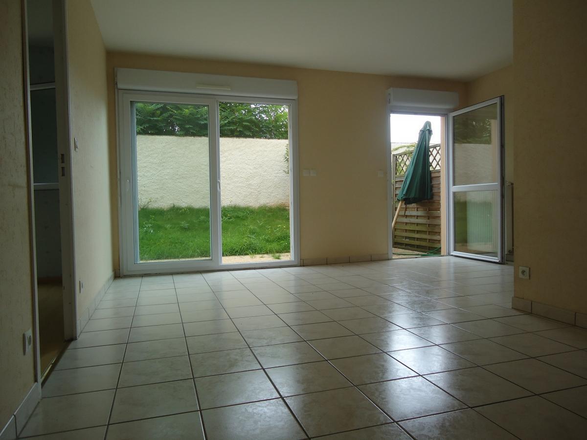 Vente Appartement Rez De Chaussée Avec Jardin Privatif ... serapportantà Location Rez De Jardin Dijon