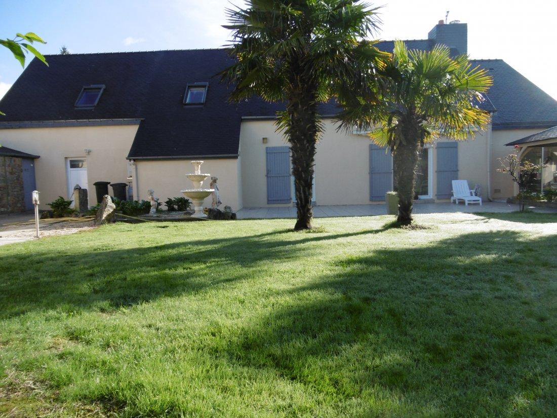 Vente Maison À Saint-Lyphard avec Tonelle De Jardin