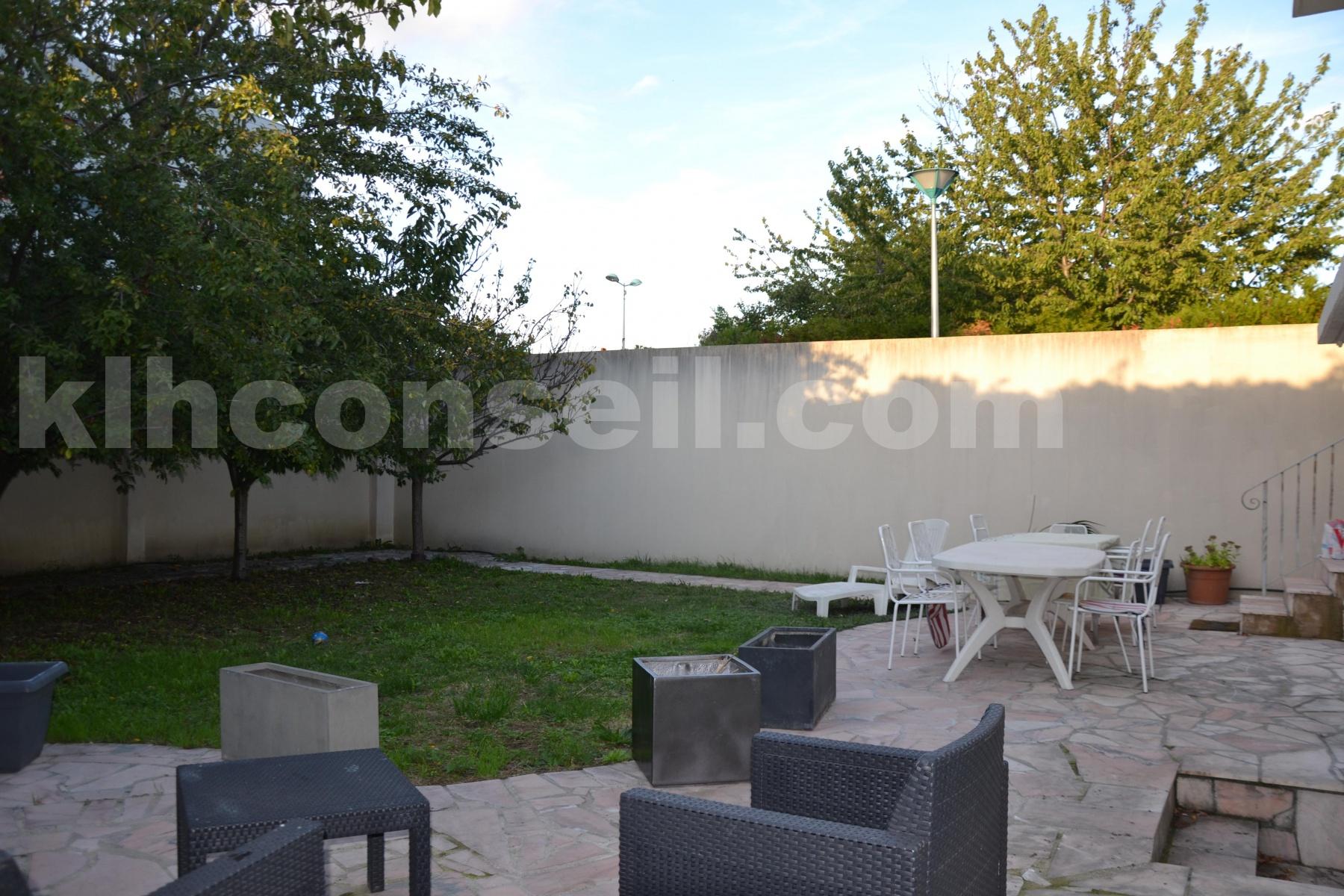 Vente Maison Ancienne Colombes (92700) 7 Pièce(S) 150 M2 encequiconcerne Serre De Jardin Ancienne A Vendre