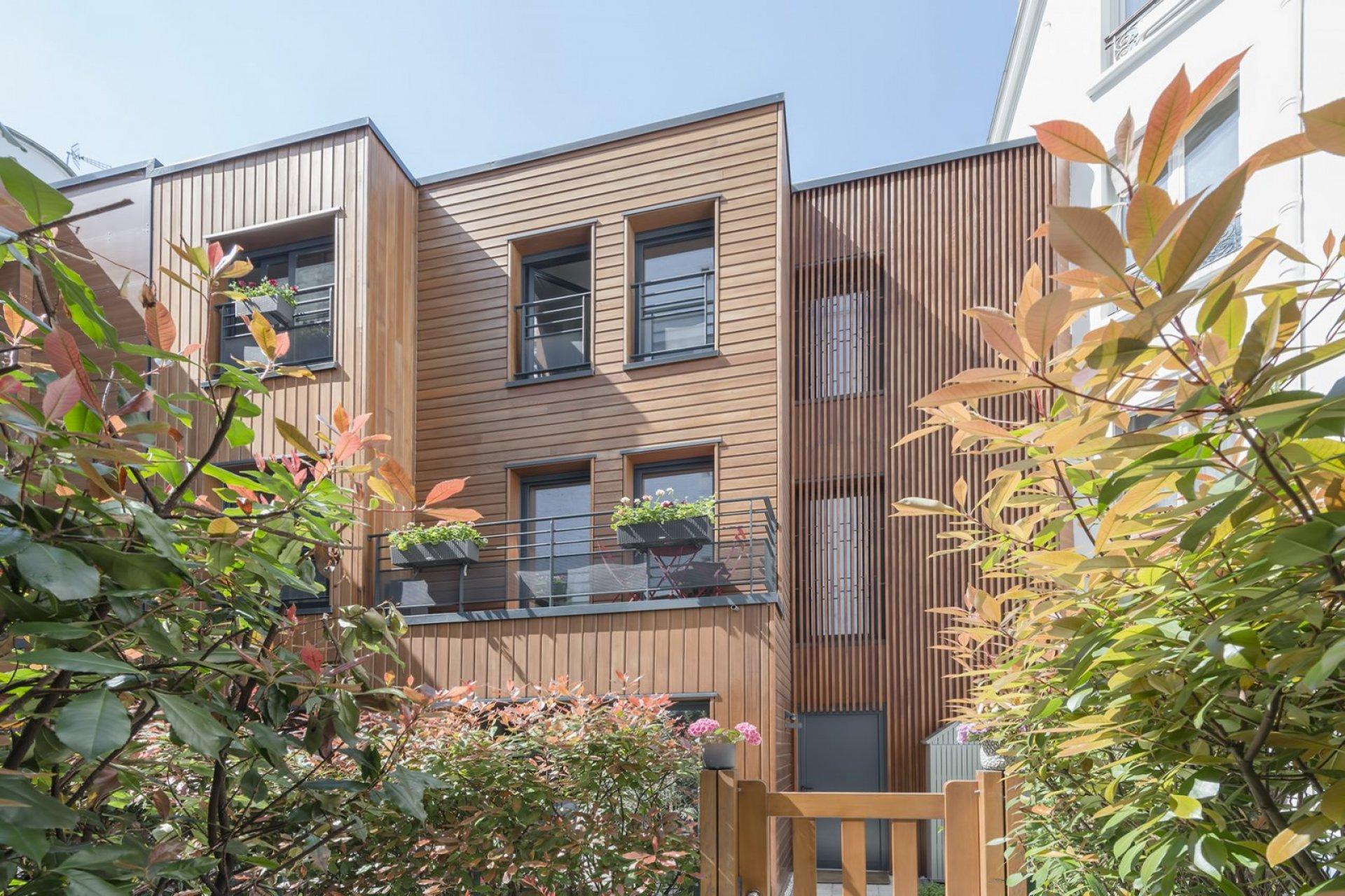 Vente Maison Moderne Avec Jardin 5 Pièces F5 T5 pour Maison A Vendre Draveil Paris Jardin