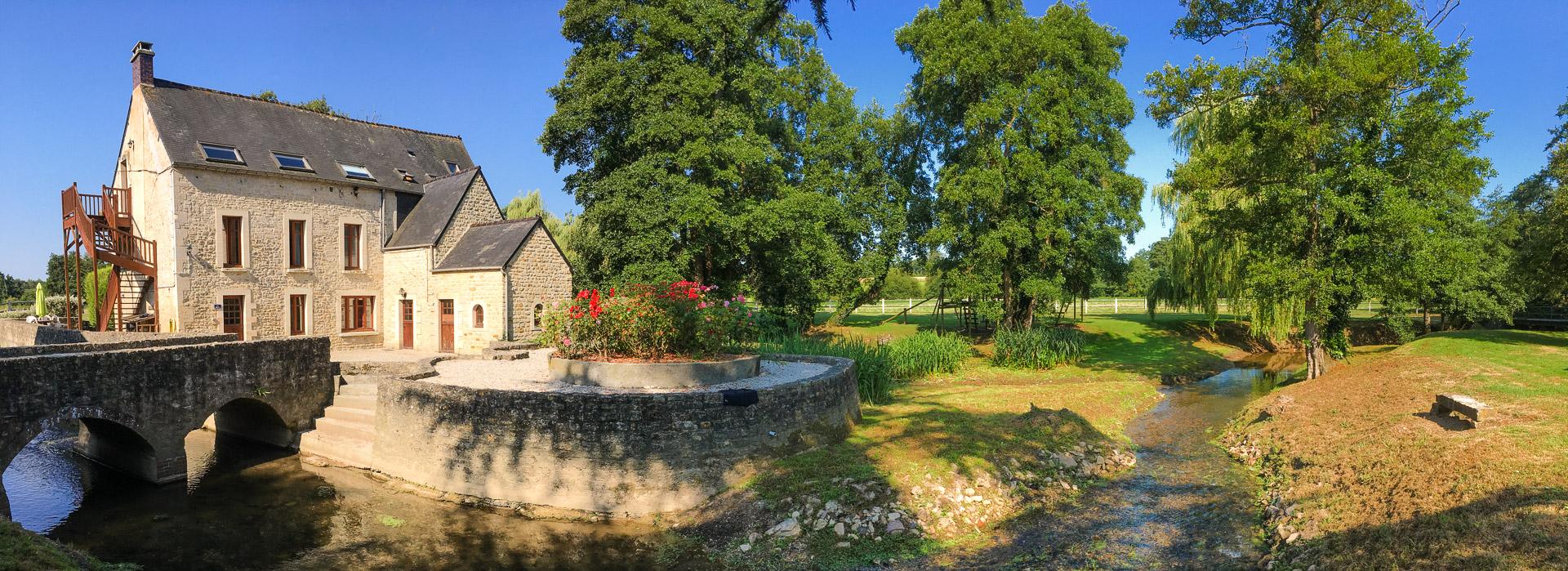 Vente Moulin Proche Bayeux (14) – Vente Moulin Proche Bayeux ... avec Moulin De Jardin A Vendre