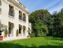 Vente Neuilly Sablons - Propriété D'exception - Jardin Et ... avec Le Jardin De Neuilly Hotel