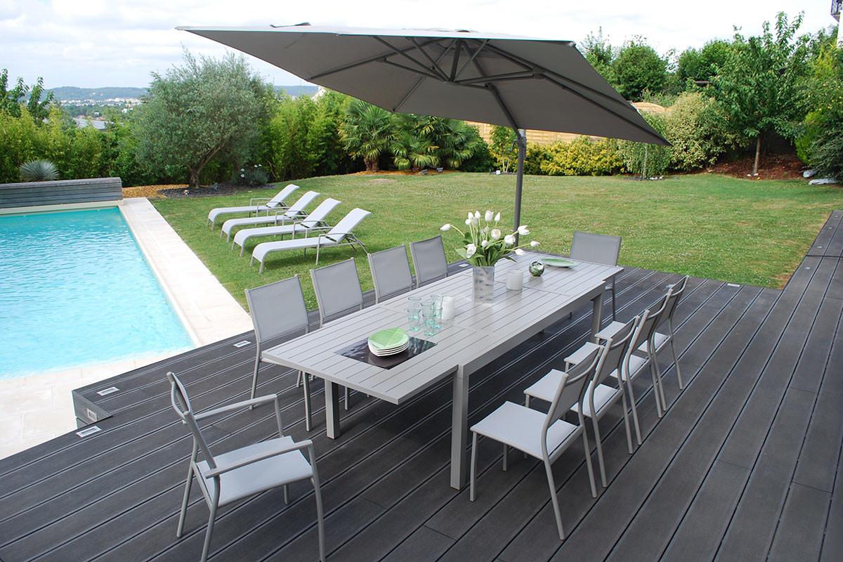 Vente Privée Creador - Parasols, Tables & Mobilier De Jardin ... avec Vente Privée Salon De Jardin