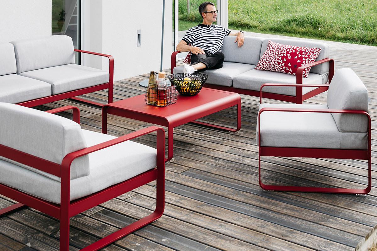 Vente Privée Fermob - Tables, Chaises & Salons De Jardin Pas ... pour Vente Privée Salon De Jardin