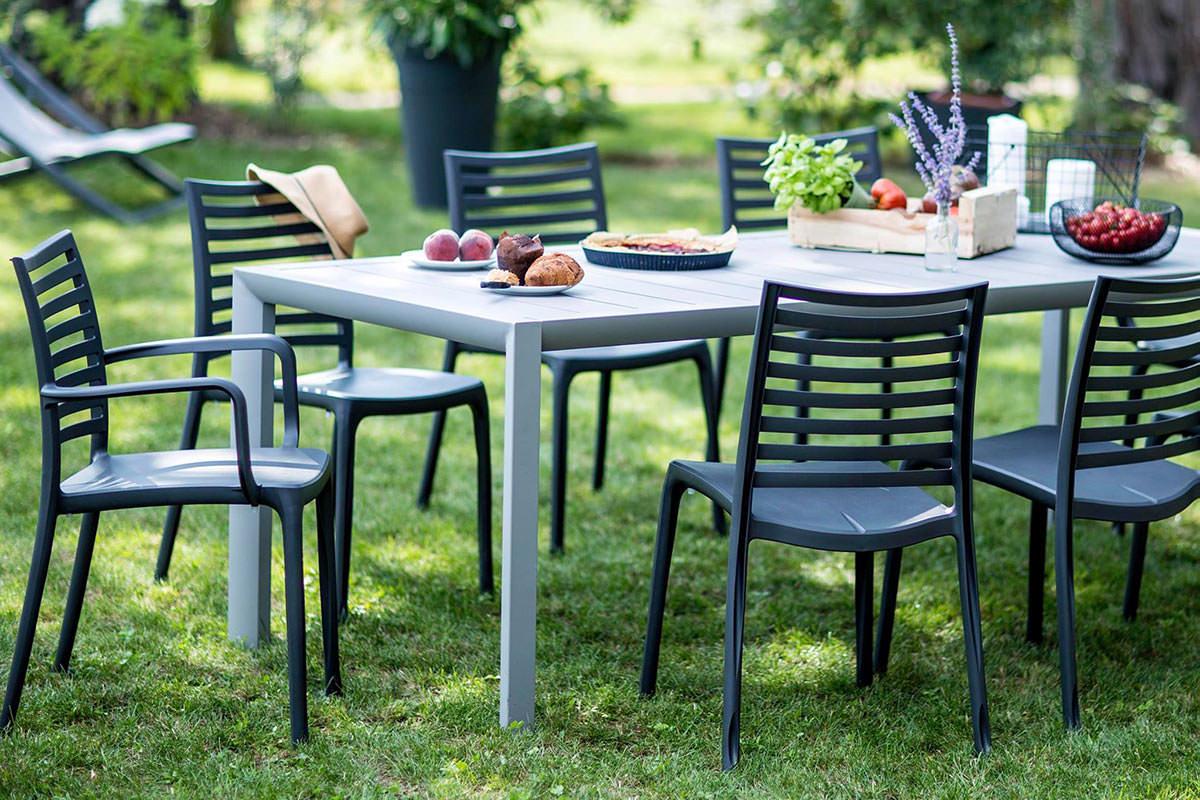 Vente Privée Grosfillex - Chaises, Tables & Mobilier De ... avec Vente Privée Jardin