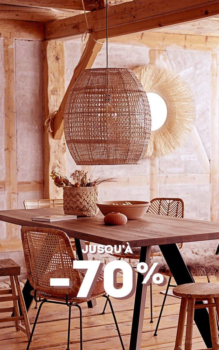 Ventes Privées Maison, Déco, Mobilier, Luminaire : The Cool ... pour Salon De Jardin Maison Du Monde