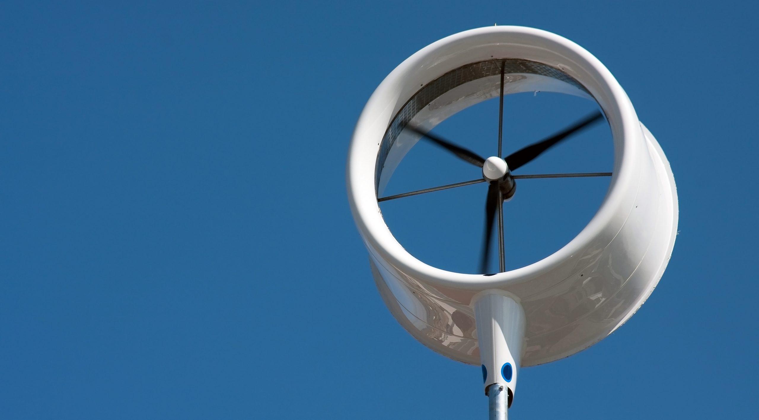 Vents Faibles : Des Éoliennes De Plus En Plus Intelligentes destiné Petite Éolienne De Jardin