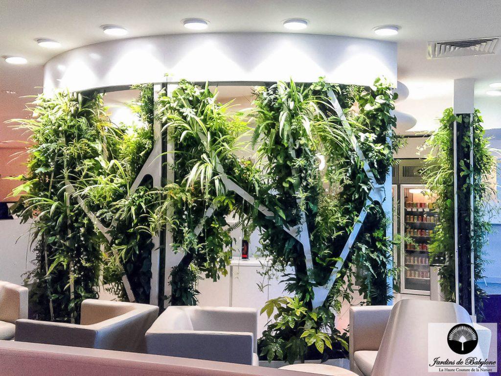 Vertical Garden: Light On This Discipline 100% French! intérieur Paravent De Jardin
