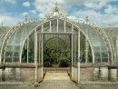 Vieille Serre Au Jardin Botanique National De Belgique À M ... serapportantà Serre De Jardin Belgique