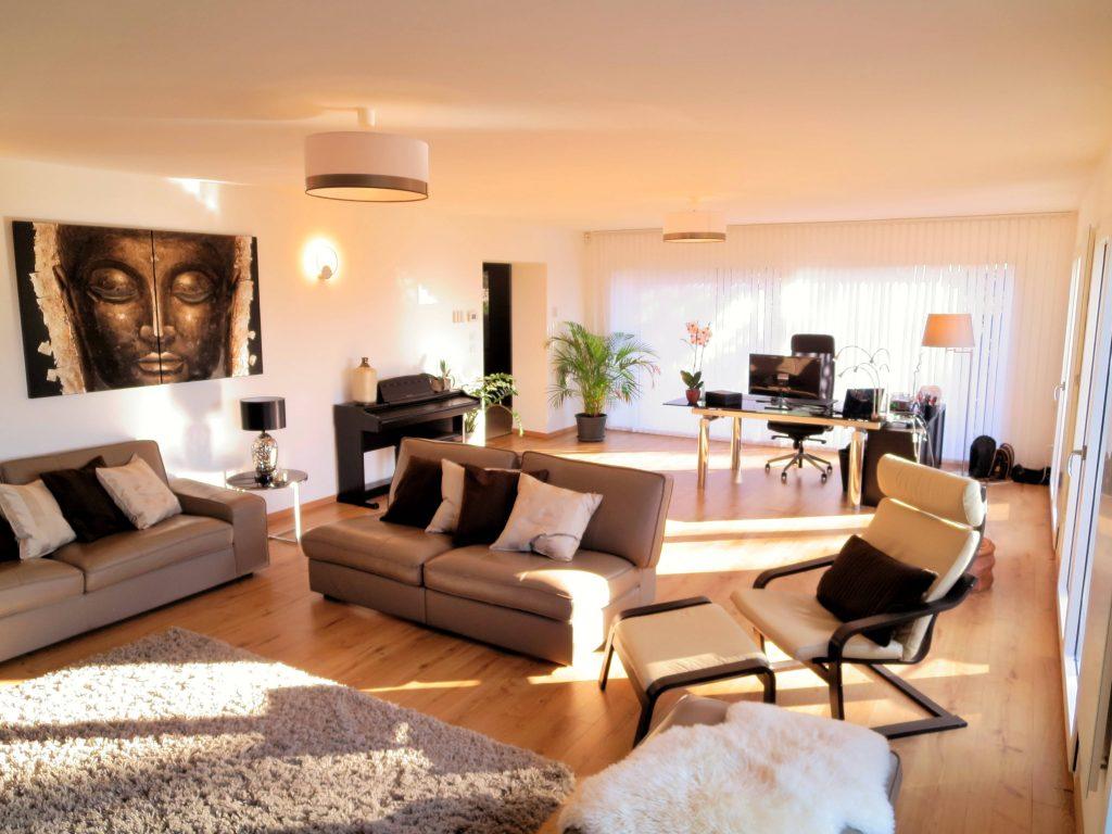Villa De Prestige, Vétraz-Monthoux - Springharmony ... destiné Salon De Jardin Lumineux