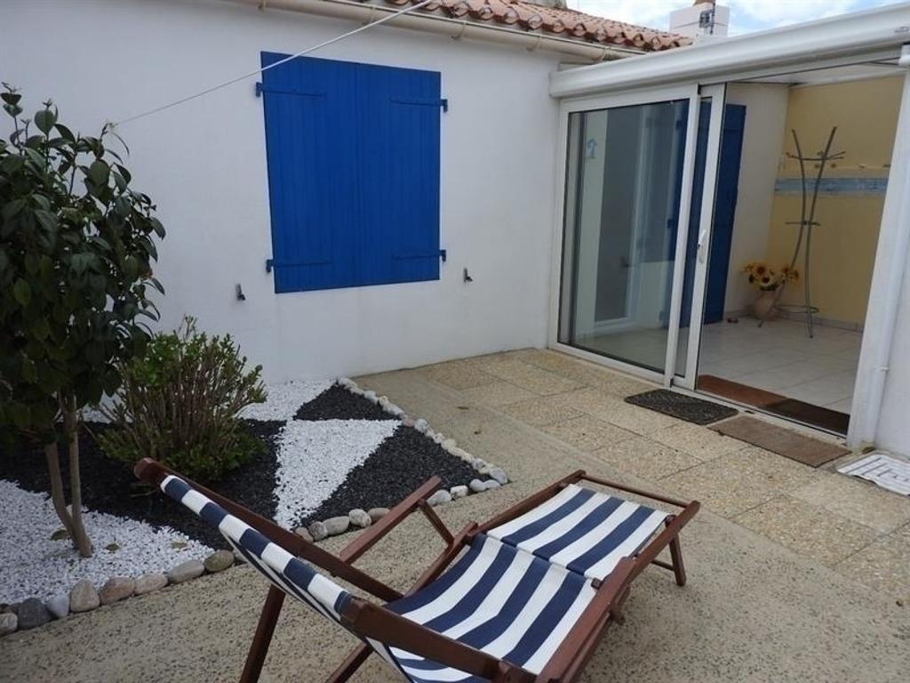 Villa Imp De Braza Maison Avec Jardin Clos - Holiday Home In ... dedans Les Jardins Du Chateau D Olonnes