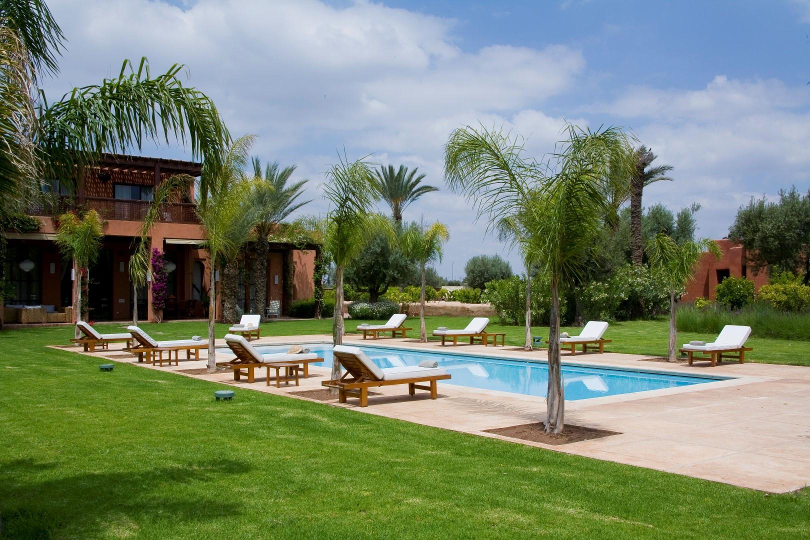 Villa Jardin B – Bookinia concernant Les Jardins Des Villas