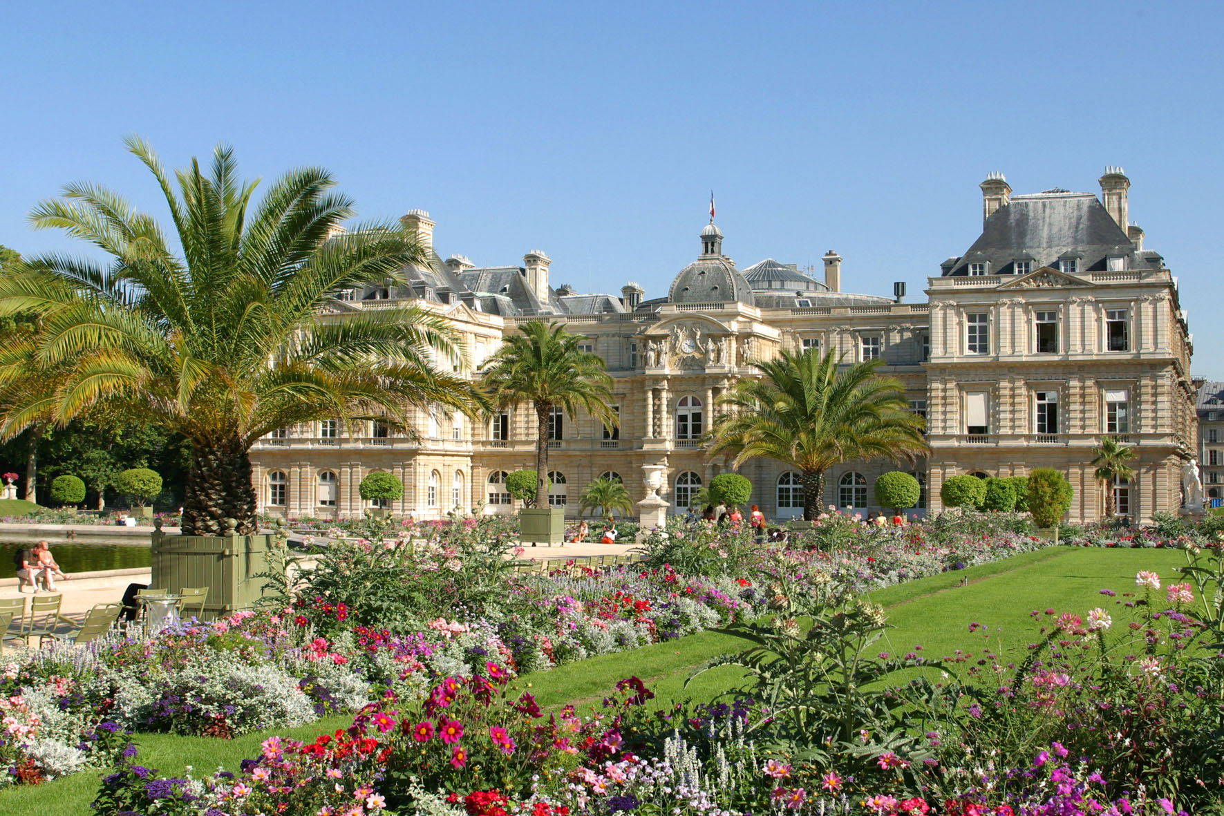 Villa Luxembourg | A Modern Hotel In The Heart Of The ... destiné Hotel Jardin Du Luxembourg