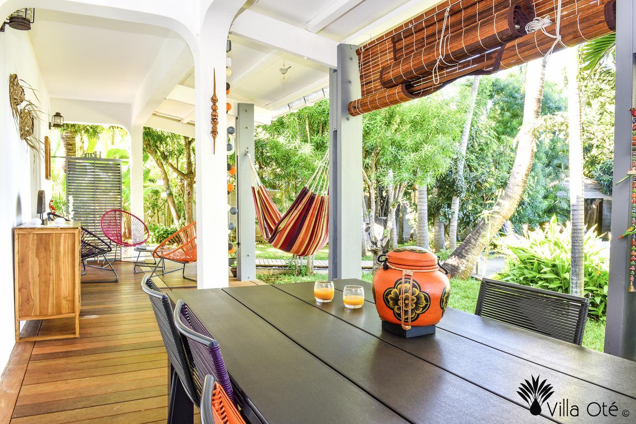 Villa Oté (Reunion Entre-Deux) - Booking encequiconcerne Salon De Jardin Cora