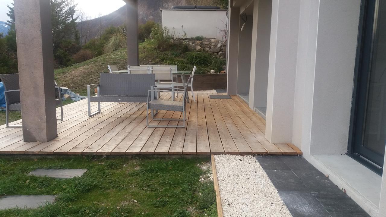 Villalar Calme Et Nature Aux Portes De Greno (Fransa Corenc ... à Location Rez De Jardin Lyon