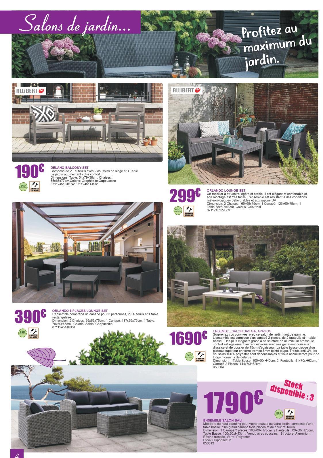 Villaverde - Mes Idées Jardin - Calameo Downloader avec Villaverde Salon De Jardin