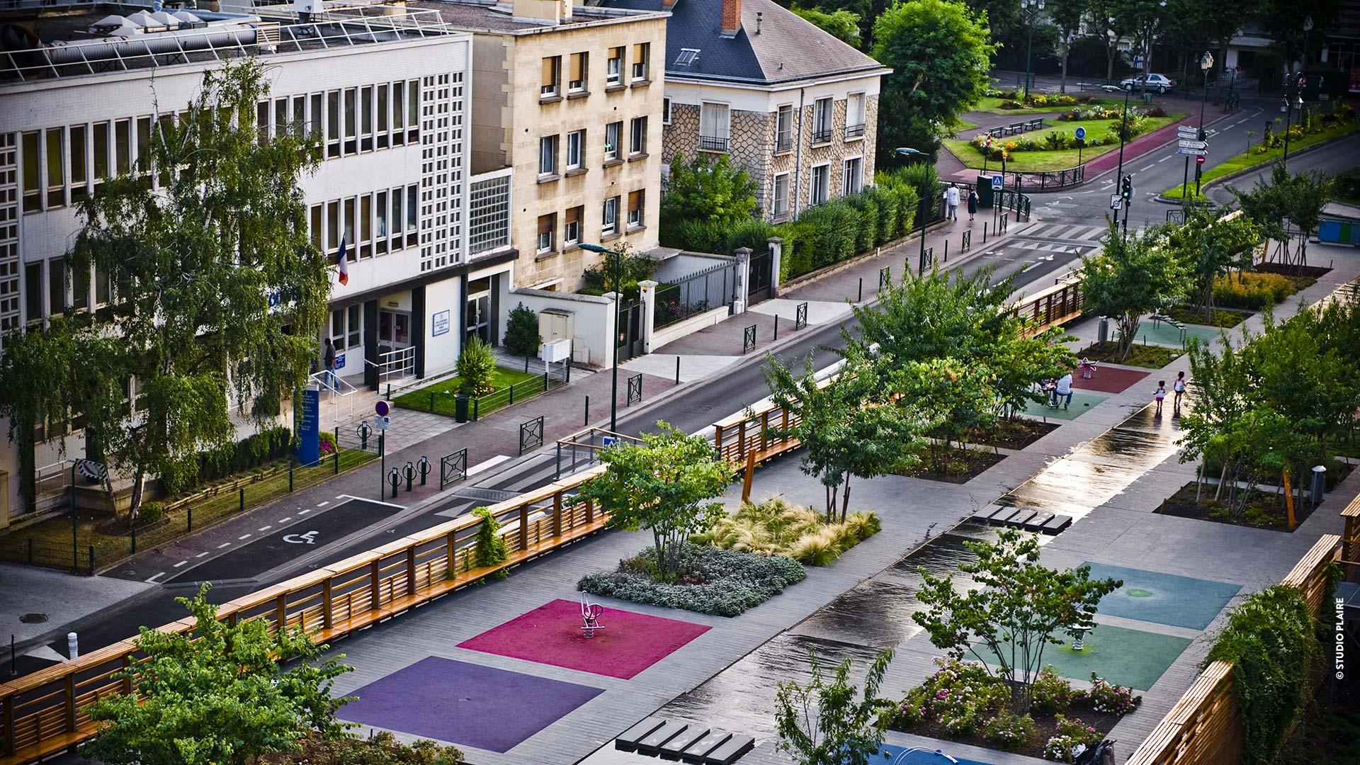 Ville De Vincennes tout Hotel Des Jardins Vincennes