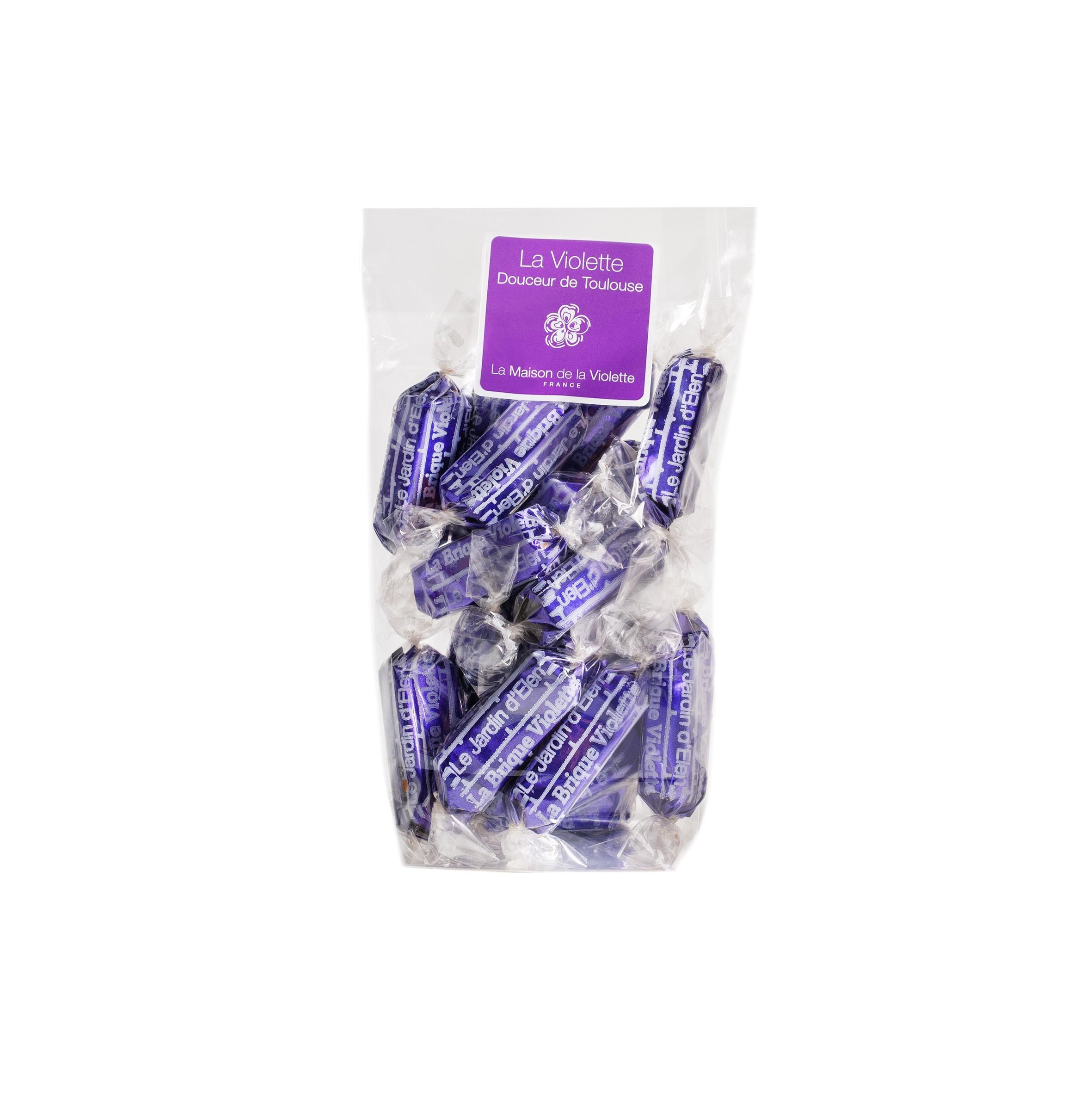Violet Candy Praline (Almond And Nuts ) 165G - La Maison De ... destiné Pralin Jardin