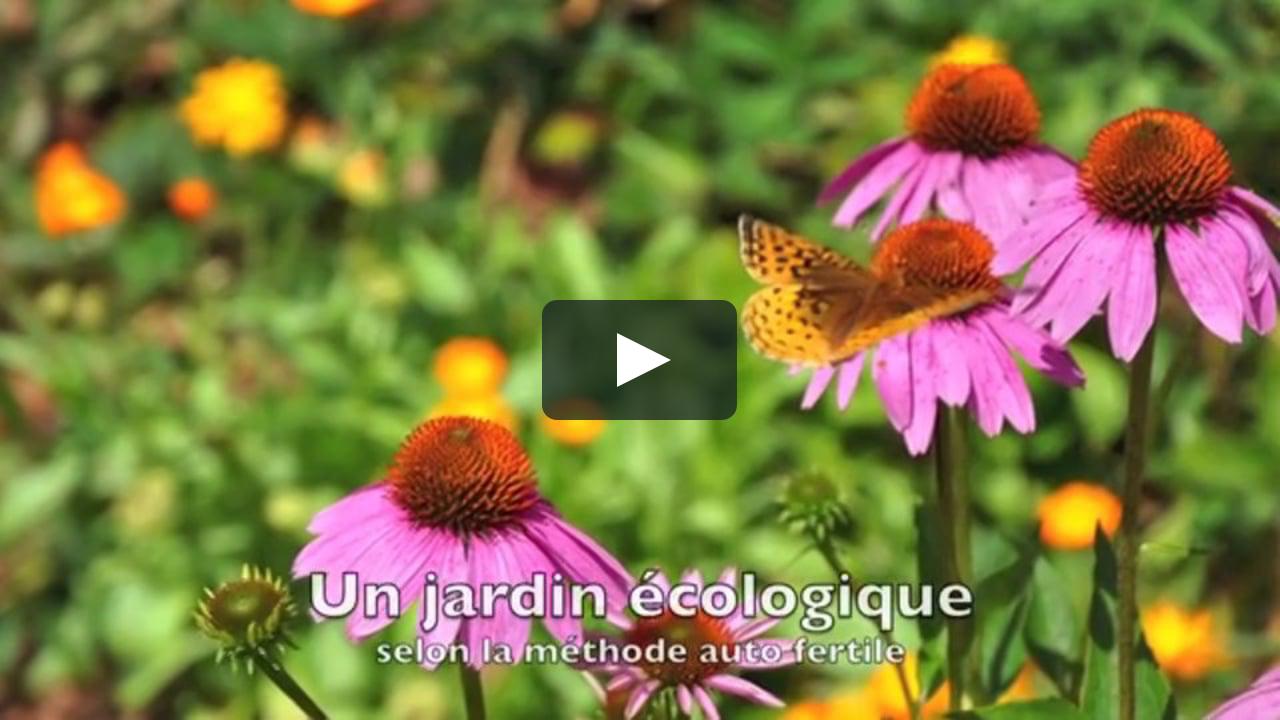 Visites De Jardins Écologiques On Vimeo avec Jardins Écologiques