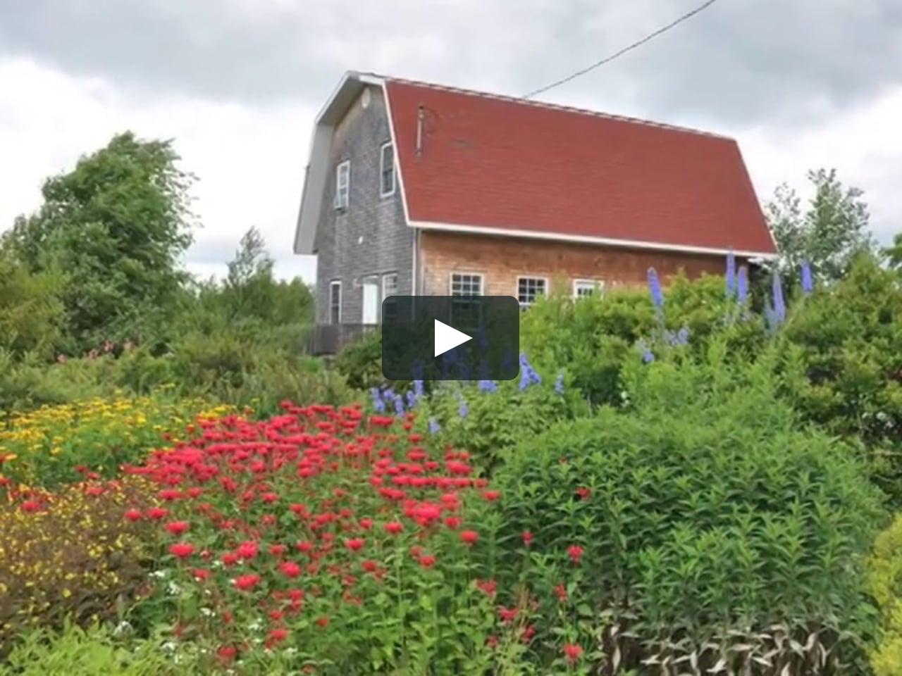 Visites De Jardins Écologiques On Vimeo serapportantà Jardins Écologiques