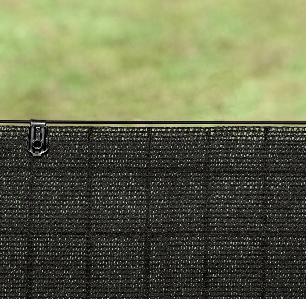 Vitres Et Protections Extérieures Mobilier De Jardin Nortene ... avec Salon De Jardin Aluminium Et Composite