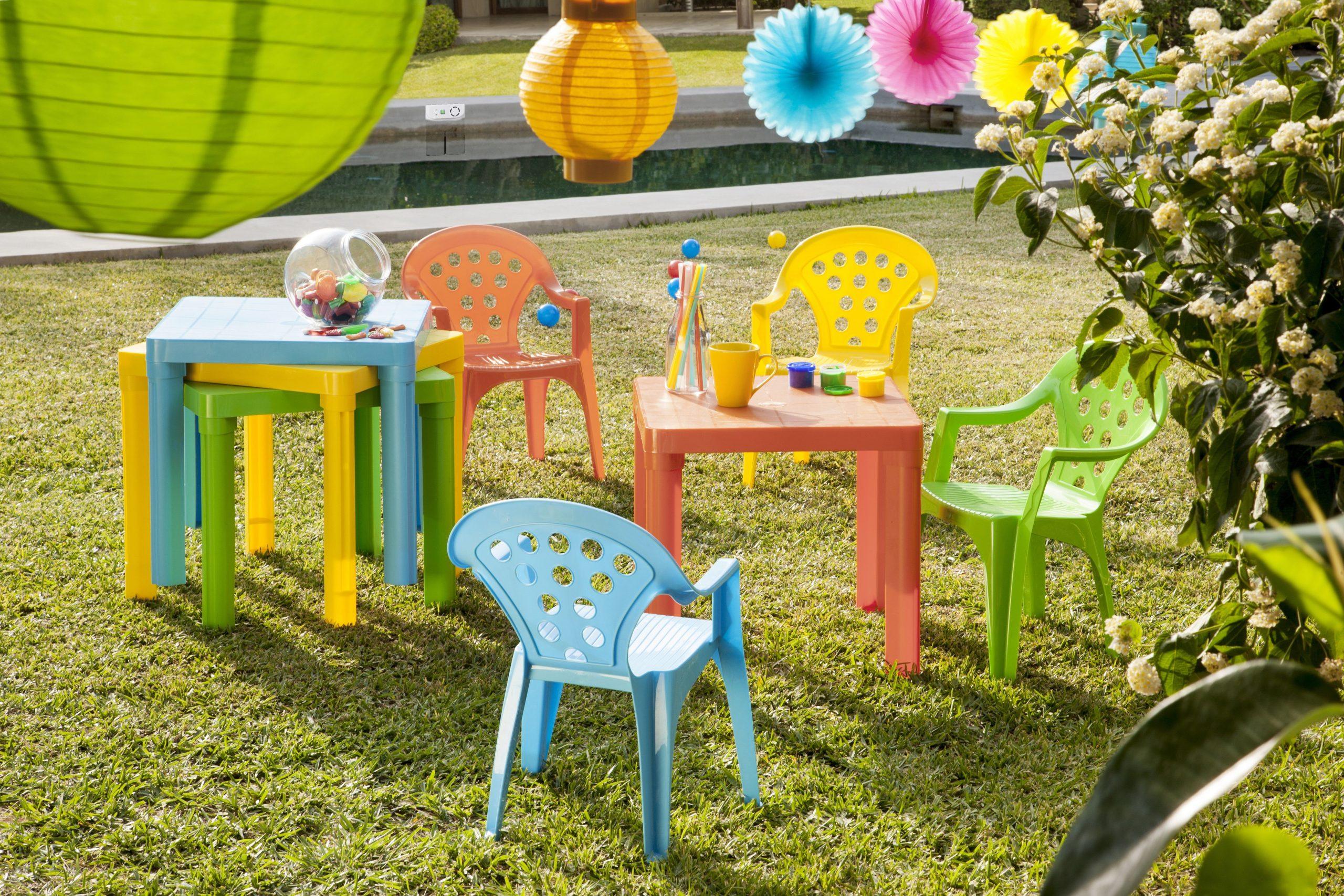 Vos Courses En Ligne (Drive, Livraison À Domicile) Avec ... dedans Table Et Chaise Jardin Enfant