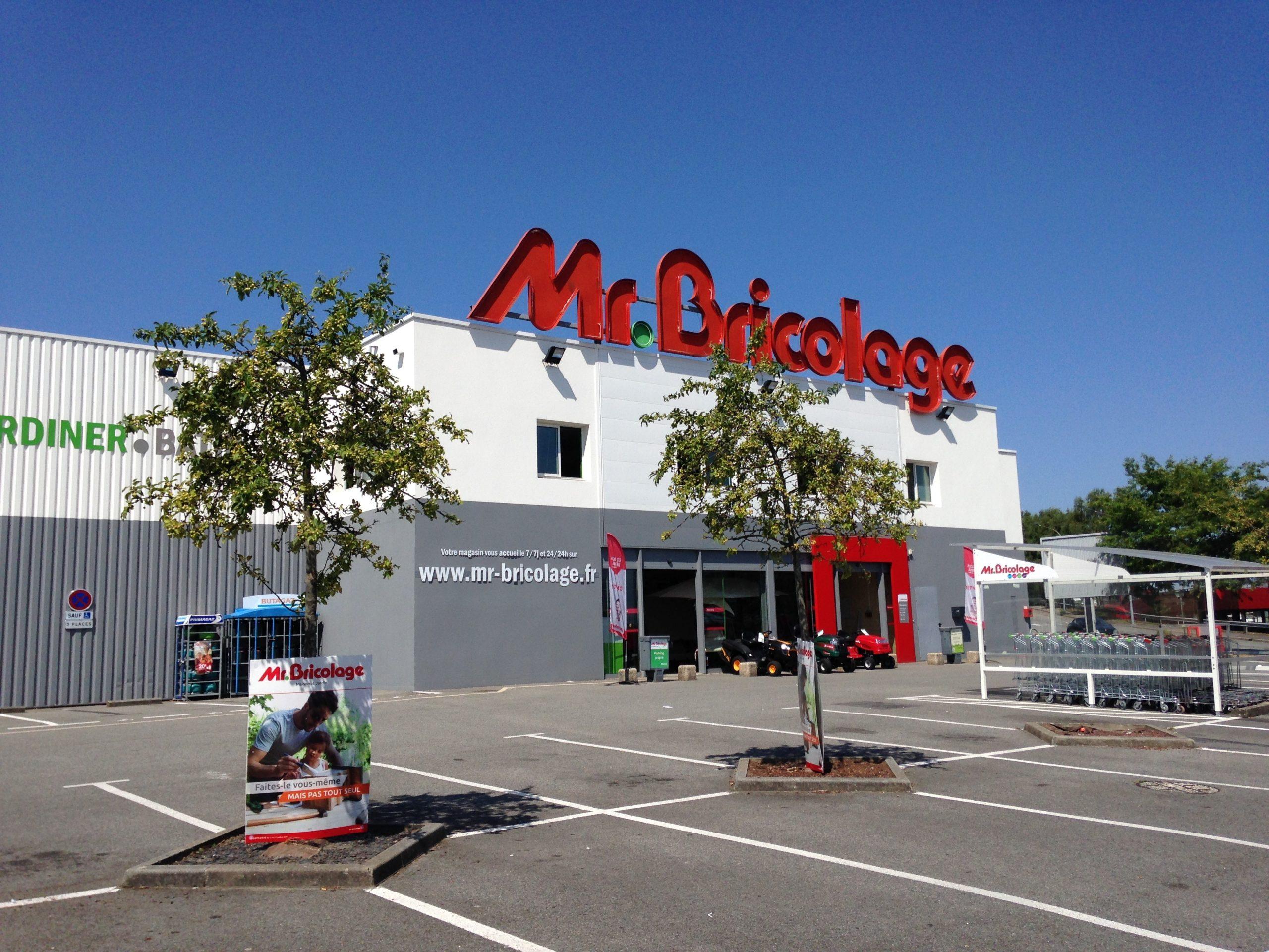 Votre Magasin Mr. Bricolage Lanester - Lorient : Bricolage ... destiné Location D Outillage De Jardin