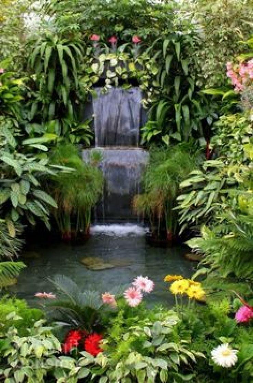Vous Aimez Les Cascades Et Les Fontaines De Jardin ? Ces 44 ... concernant Fontaine De Jardin Castorama