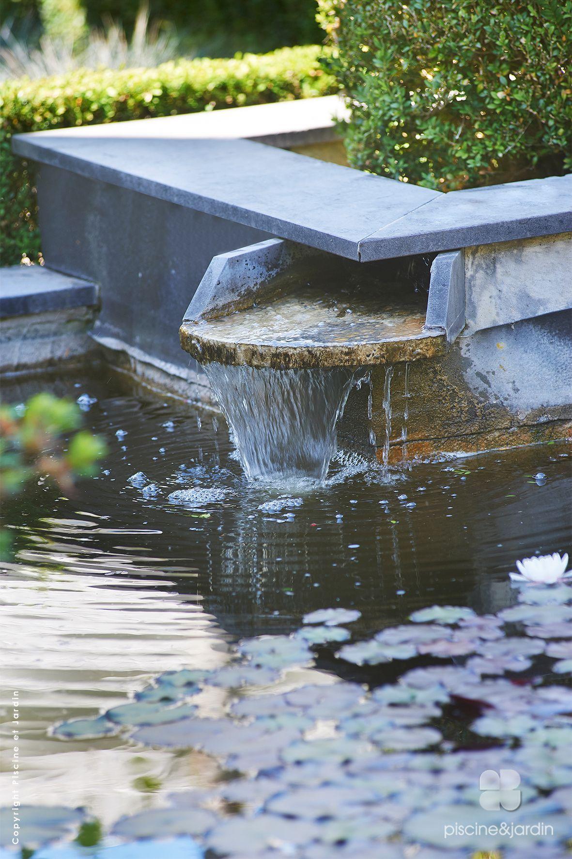 Vous Souhaitez Faire Construire Un Bassin Dans Votre Jardin ... avec Construire Un Bassin De Jardin