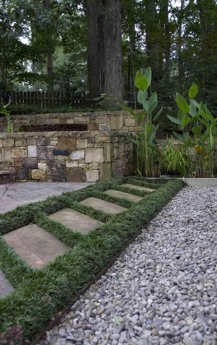 Vous Trouverez Dans Notre Galerie D'images La Bordure Jardin ... pour Bordure Jardin Metal