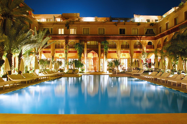 Voyage Maroc - Les Jardins De La Koutoubia - 5* - Promoséjours avec Jardin De La Koutoubia