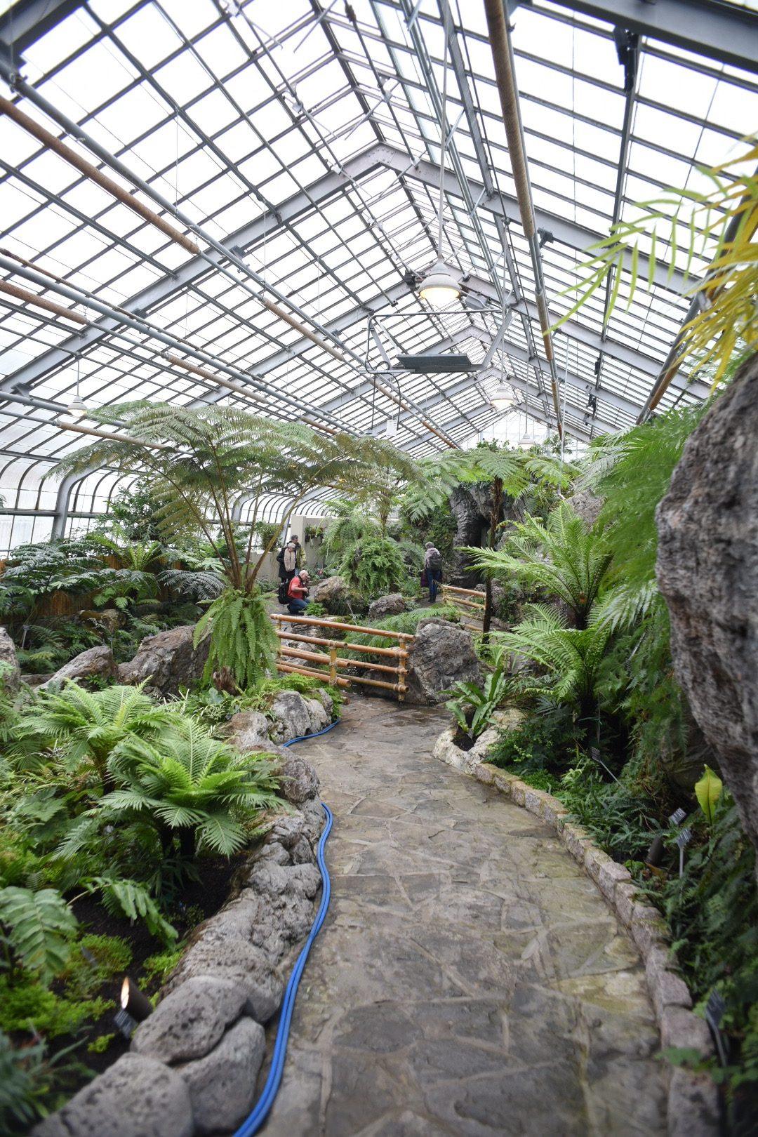 Voyager Autour Du Monde Au Jardin Botanique De Montréal ... tout Jardin Botanique Emploi