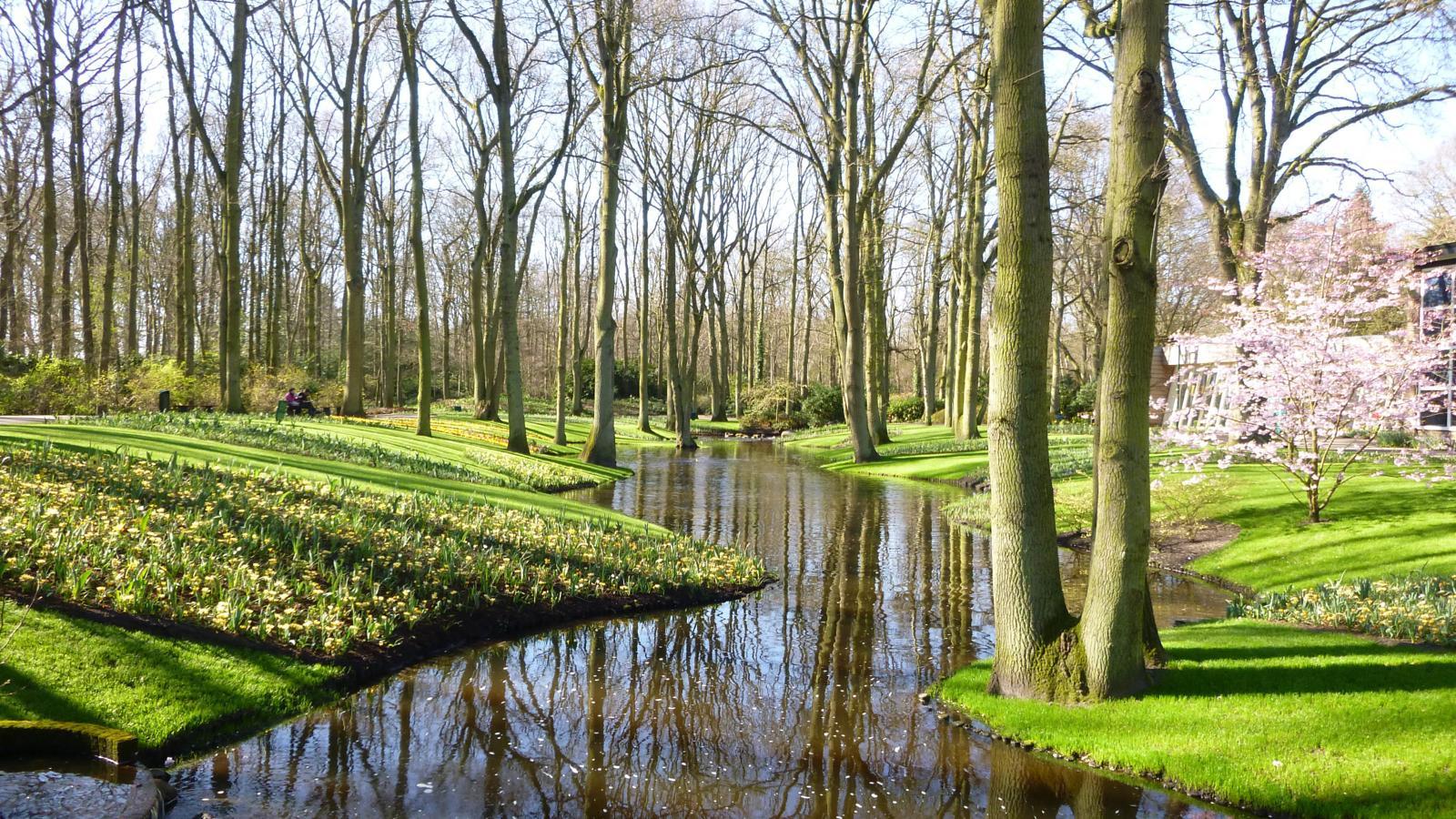 Wikiloc | Picture Of Jardins De Keukenhof (Lisse, Holanda) (4/6) avec Jardin De Keukenhof