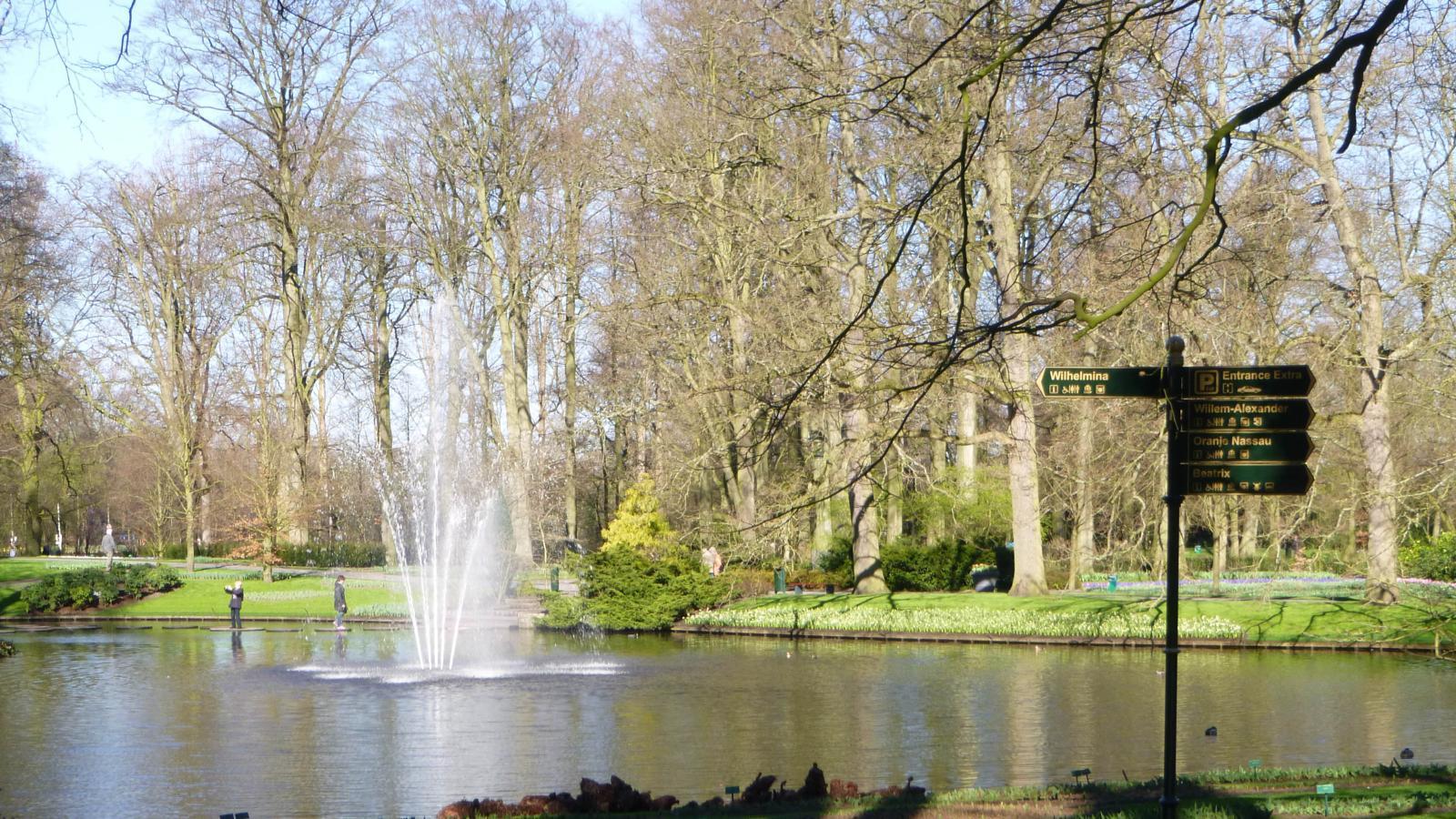 Wikiloc | Picture Of Jardins De Keukenhof (Lisse, Holanda) (4/6) pour Jardin De Keukenhof