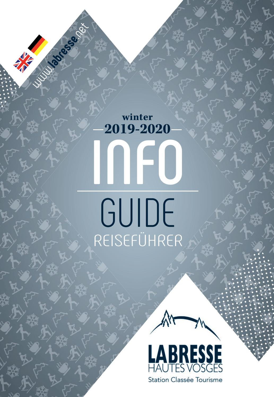 Winter Reiseführer - Winter Guide 2019/2020 La Bresse Hautes ... encequiconcerne Materiel De Jardin Discount
