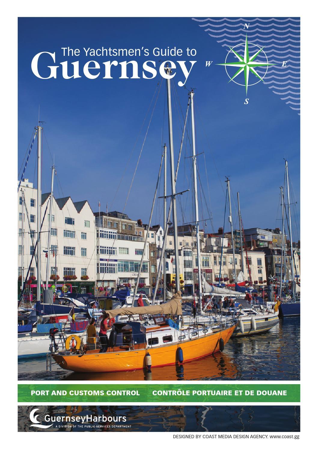 Yachtsmen's Guide To Guernsey 2014 By Coast Media - Issuu à Incinerateur De Jardin