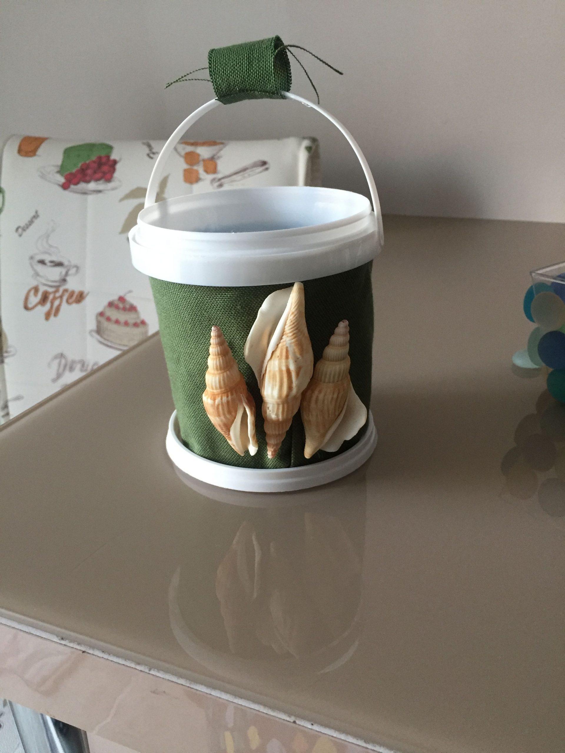 Yoğurt Kabından Saksı | Saksı, Bitki, Yoğurt à Table De Jardin Chez Casa