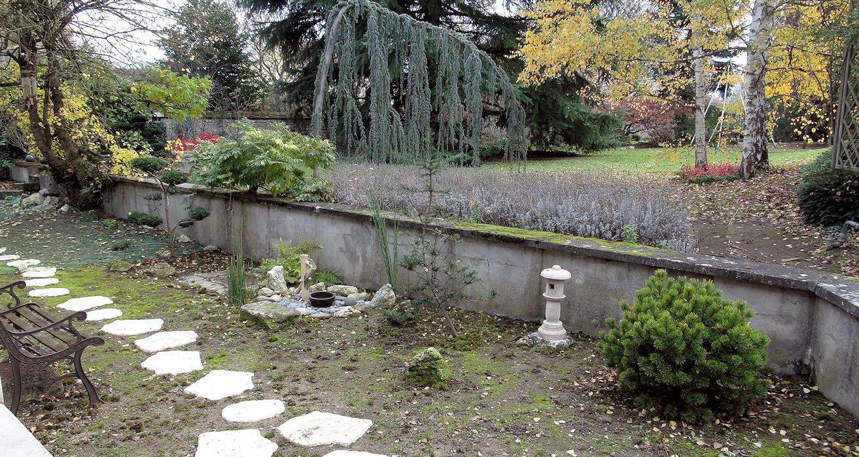 Zénitude Au Jardin » Petit Jardin Japonisant | Petits ... intérieur Petit Jardin Japonisant