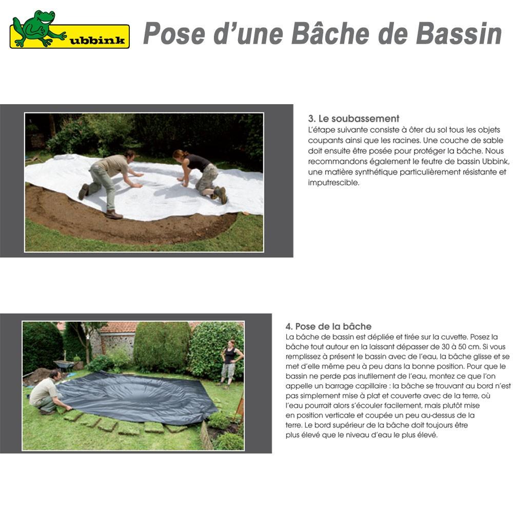 100+ [ Filet Pour Bassin ] | Une Saison Au Jardin Notre ... intérieur Bache Bassin Jardiland