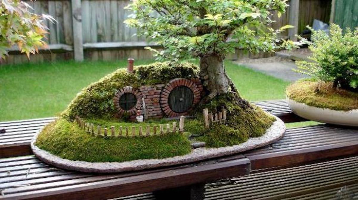 14 Jardins Miniatures Qui Vont Vous Faire Rêver. encequiconcerne Mini Jardin Interieur