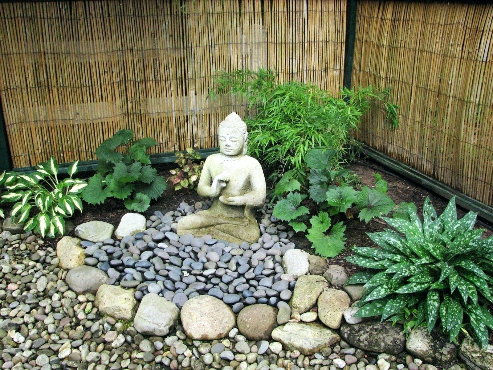 19 Superb Diy Outdoor Decorations That Are Worth Your Time ... destiné Decor Jardin Zen