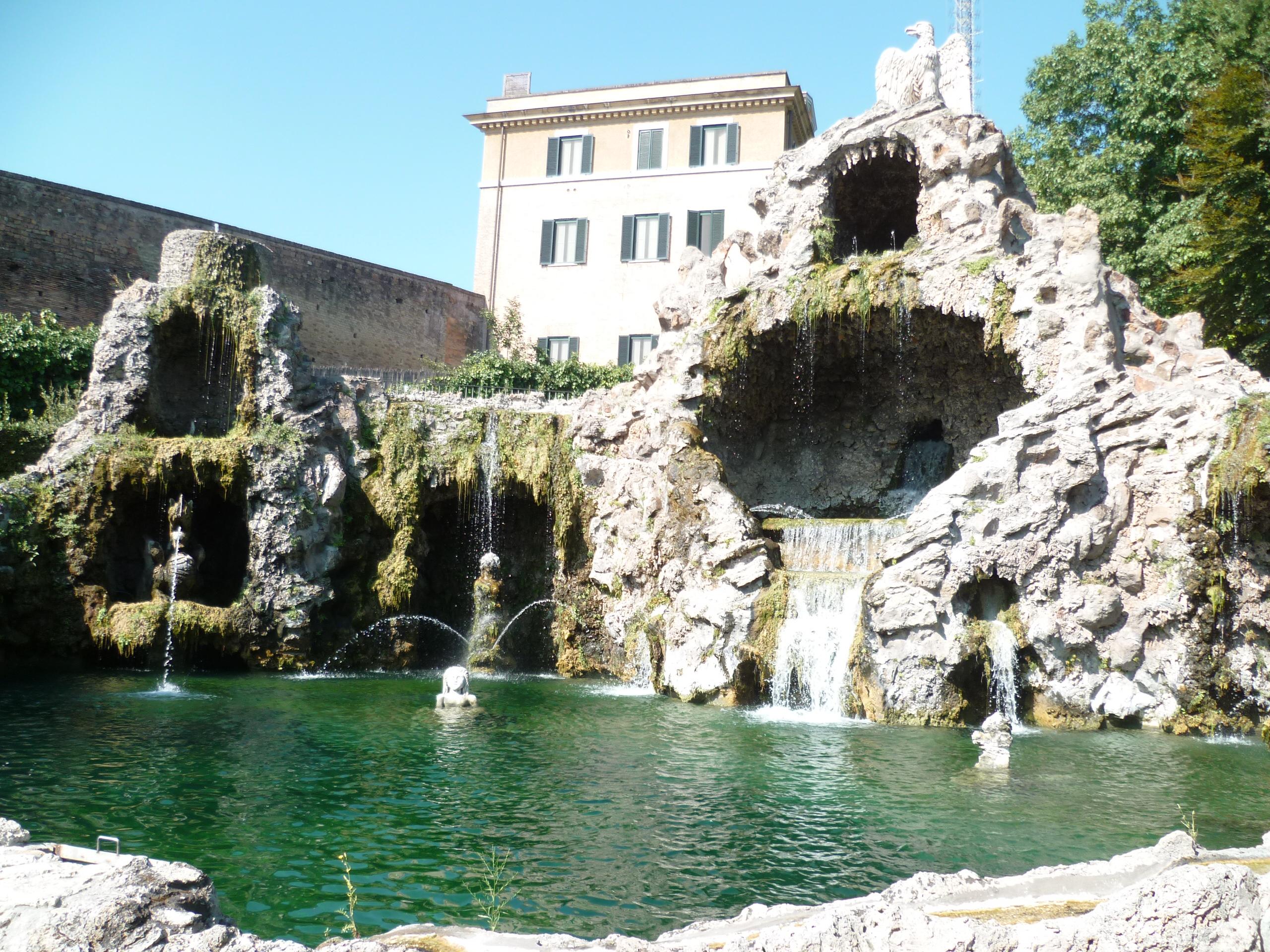 2 Mois À Rome | Les Carnets D'imelda avec Jardin Du Vatican