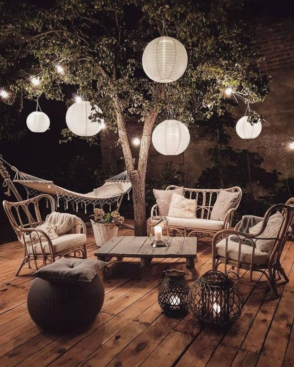 25 Inspirations Pinterest Pour Aménager Une Superbe Terrasse ... destiné Deco Design Jardin Terrasse
