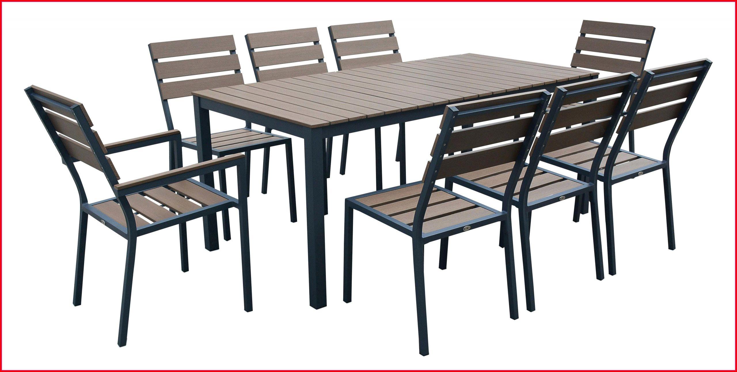 25 Luxe Table De Salon De Jardin Avec Rallonge   Salon Jardin dedans Conforama Chaise De Jardin