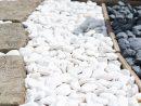 5 Sacs De Galet Blanc De 10Kg à Galets Blancs Jardin