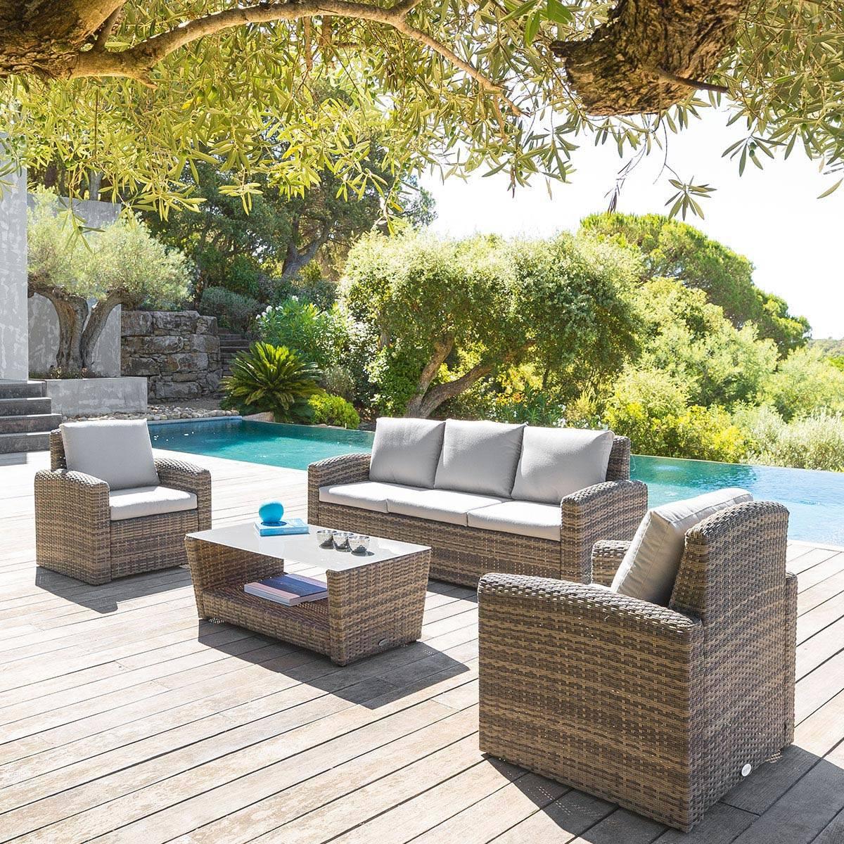 7 Idées Pour Créer Un Espace Détente Dans Son Jardin - Ooreka tout Salon Détente Jardin