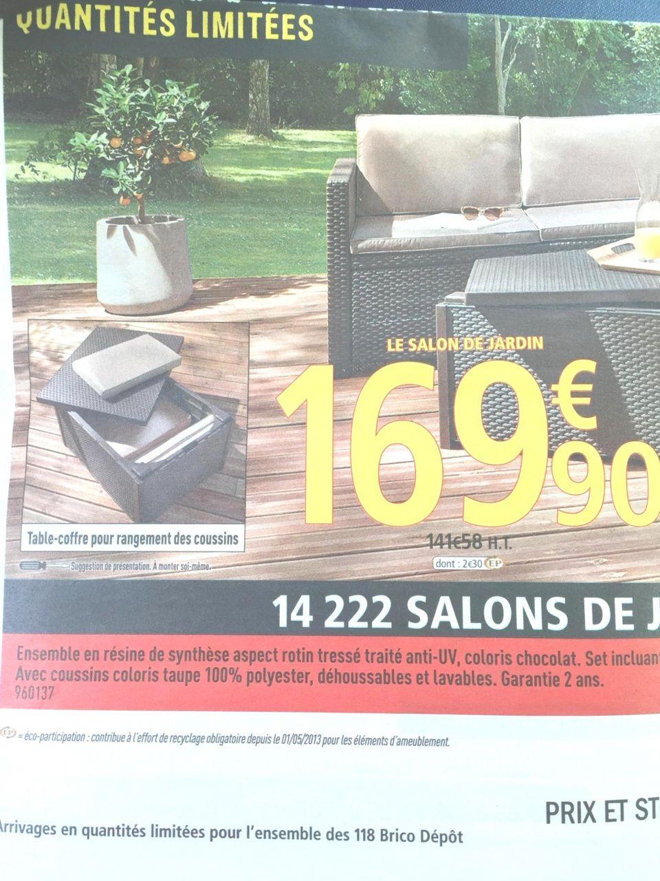 99 Portillon De Jardin Brico Depot | Outdoor Furniture Sets ... intérieur Salon Jardin Brico Depot