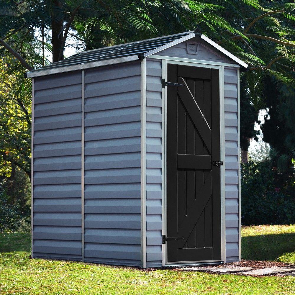 Abri De Jardin Résine Palram Skylight 2,1 M2 intérieur Abri De Jardin En Résine