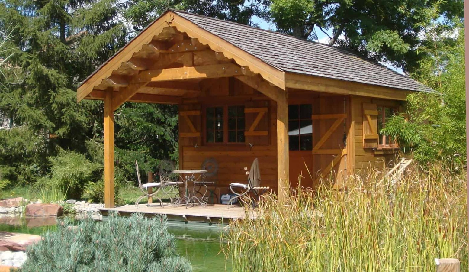 Abri De Jardin Sur Mesure - Batievsen concernant Abri De Jardin France